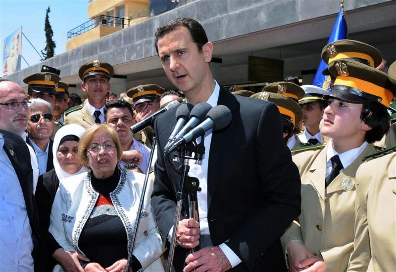 Syrië ontvangt hulpgoederen uit Rusland