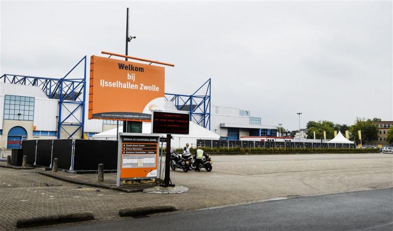 Extra noodopvang vluchtelingen Zwolle