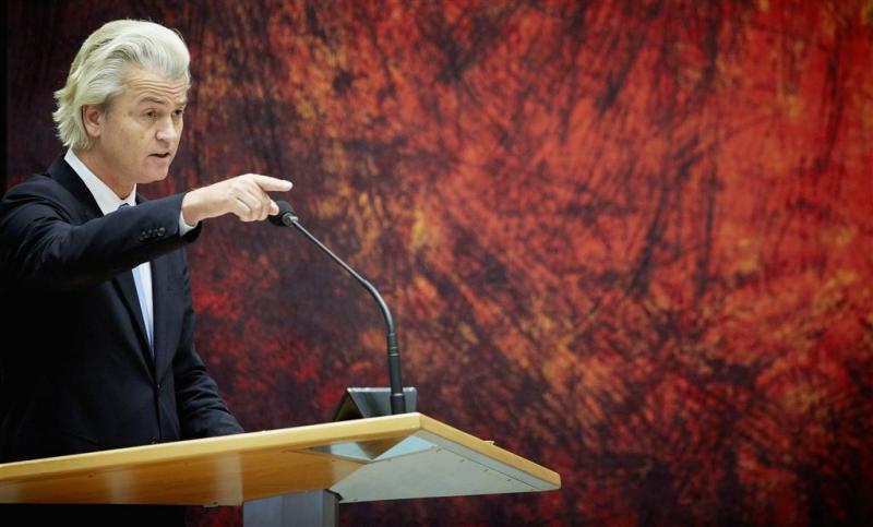 Wilders wil uitstel algemene beschouwingen