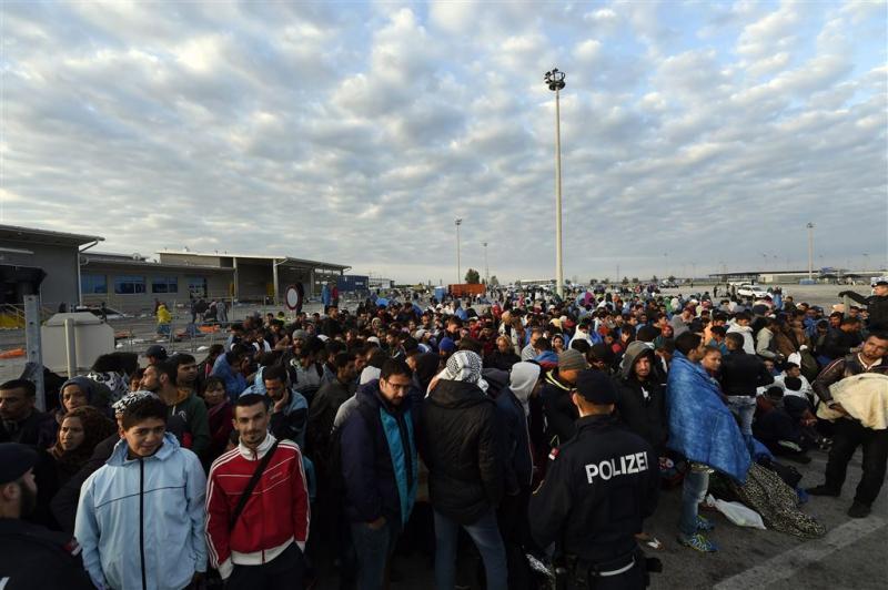 'Duitsland gaat grenscontroles weer invoeren'