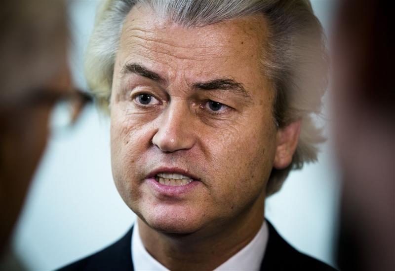 PVV profiteert van vluchtelingendiscussie