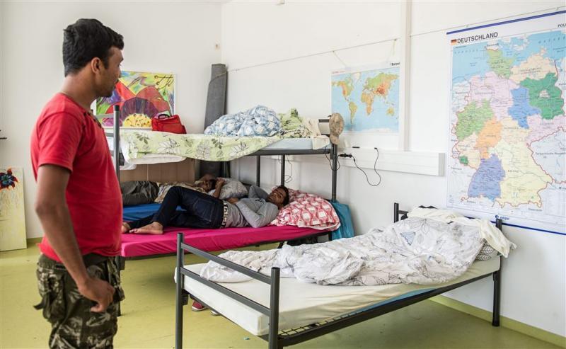 Massale vechtpartij onder vluchtelingen
