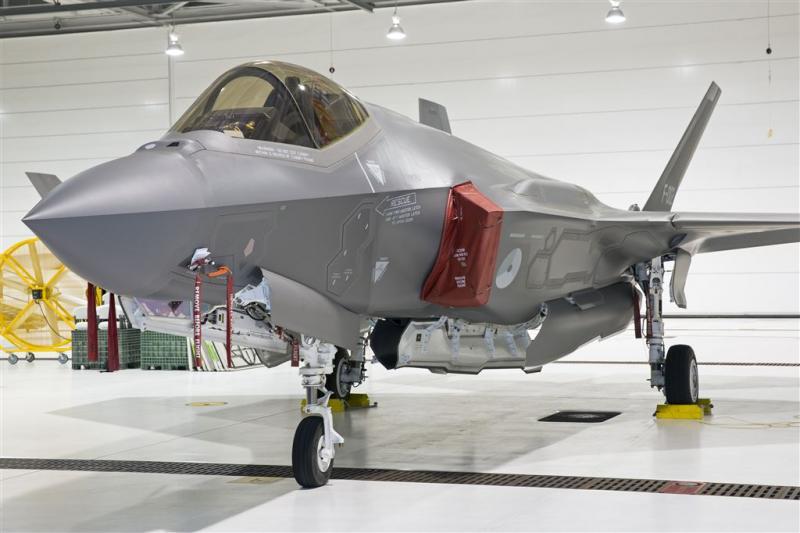 F-35 kost mogelijk een half miljard extra
