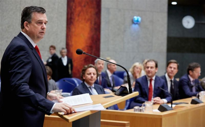 Clash Roemer - Wilders bij beschouwingen
