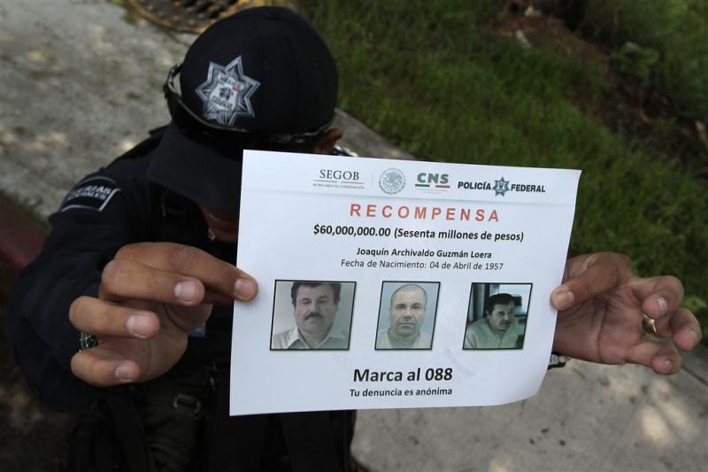 'Ex-directeur gevangenis El Chapo opgepakt'