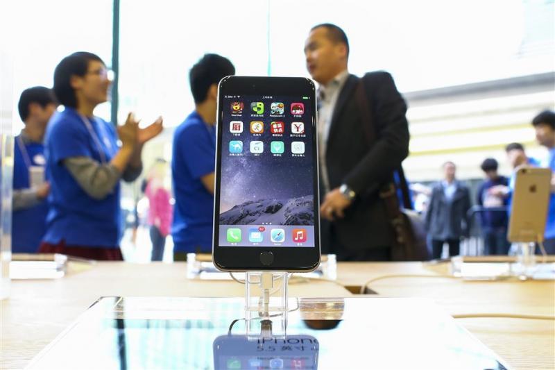 'Chinezen naar spermabank voor iPhone 6S'