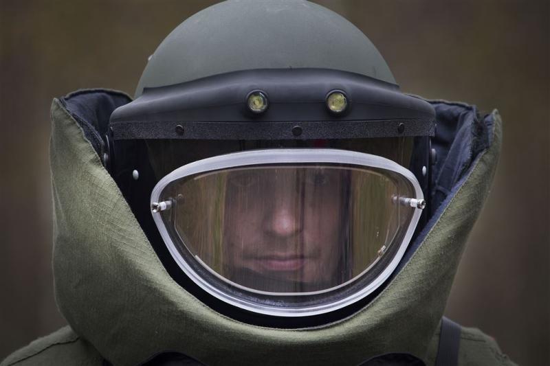 Politie neemt bij toeval explosief in beslag