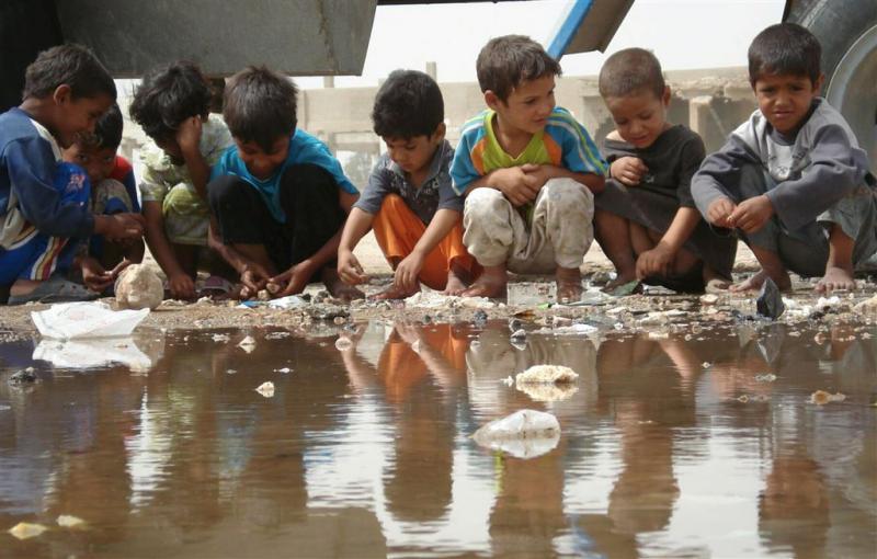 Cholera-uitbraak in Irak