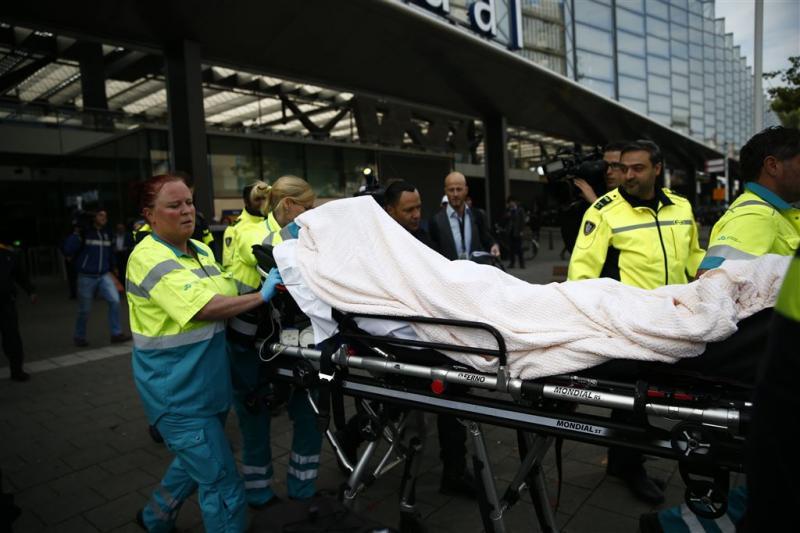 Verdachte Thalys vermoedelijk zwartrijder