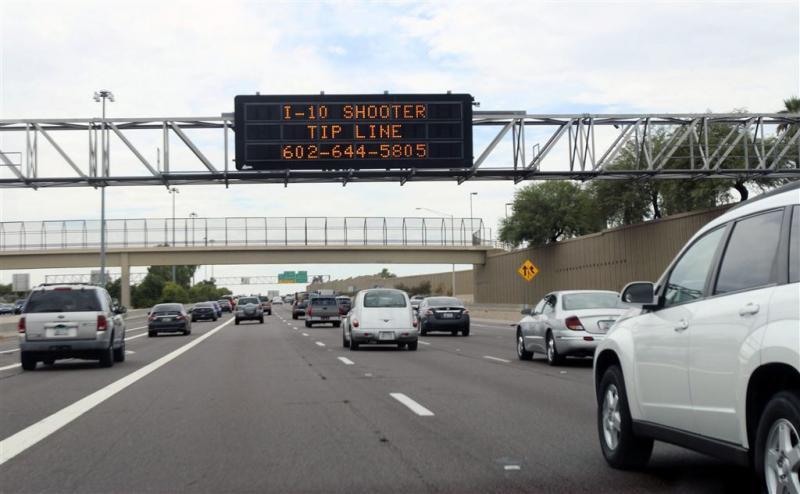 'Snelwegschutter Phoenix opgepakt'
