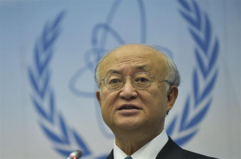 Chef atoomwaakhond IAEA naar Iran