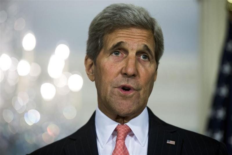 VS willen toch weer praten over Syrië