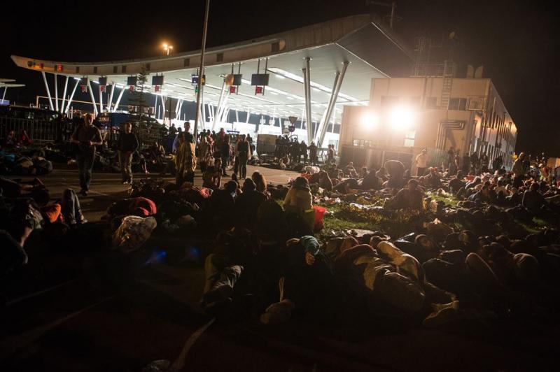 Slovenië kan 10.000 vluchtelingen opnemen
