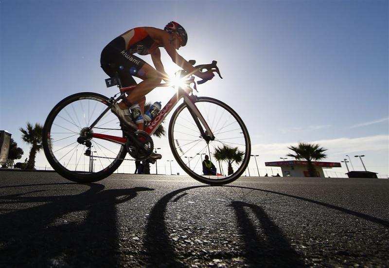 Triatlete Klamer voldoet aan eis voor Rio