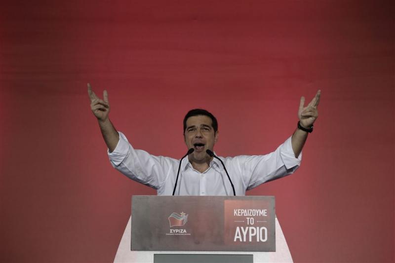 Griekenland weer naar stembus