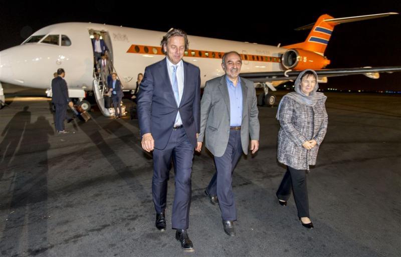 Iran wil nauwere banden met Nederland