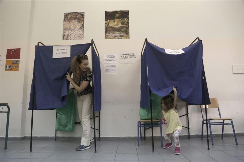 Opkomst onder vermoeide Grieken lijkt laag