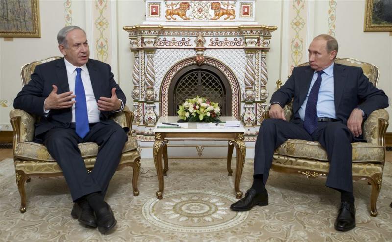 'Rusland verkent met drones slagveld Syrië'