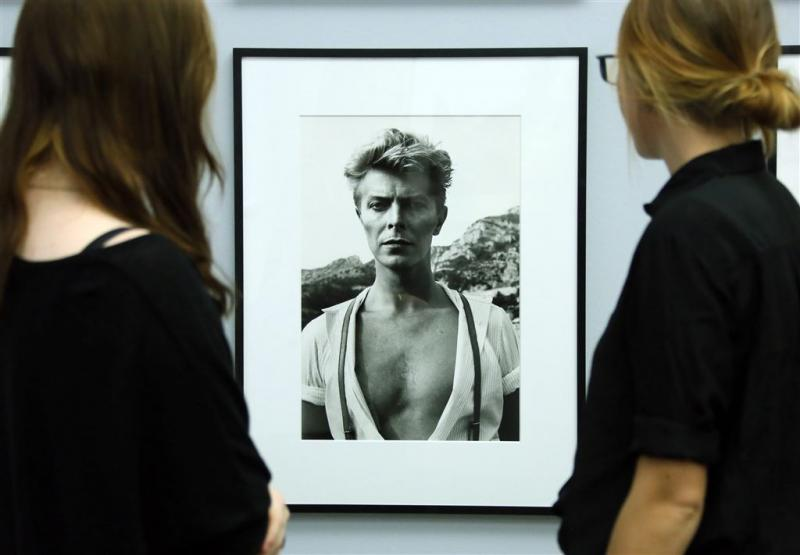 David Bowie maakt titelsong voor misdaadserie