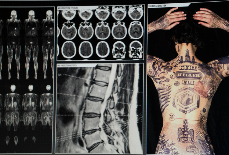 Blindspot: Jane Doe's tatoeages