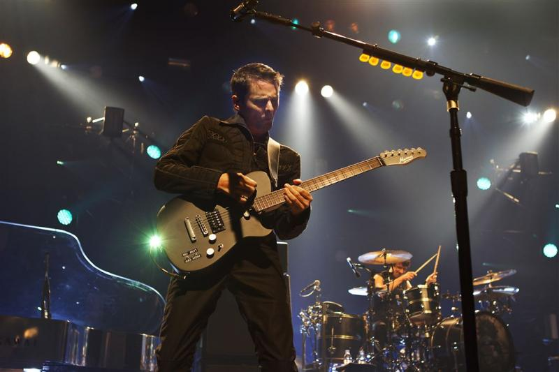Muse geeft extra concert in Amsterdam
