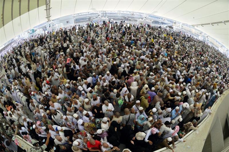 Ruim 100 doden bij bedevaart Mekka