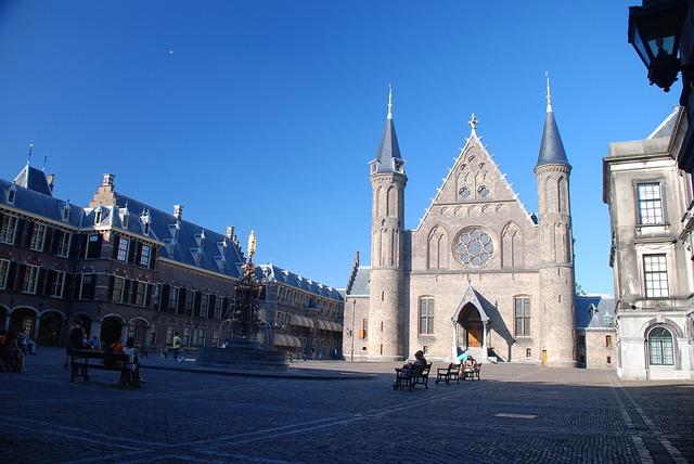 De Ridderzaal op het Binnenhof