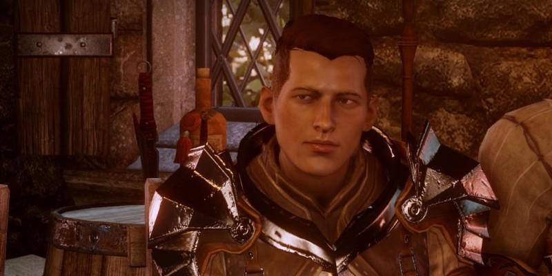 Krem, transgender-personage uit Dragon Age: Inquisition
