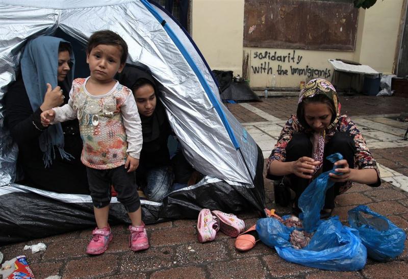 'Aantal Afghaanse vluchtelingen neemt toe'