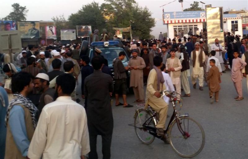 Afghanistan: Kunduz in handen Taliban
