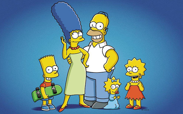 The Simpsons wellicht beëindigd na seizoen 30 (Foto: Fox)