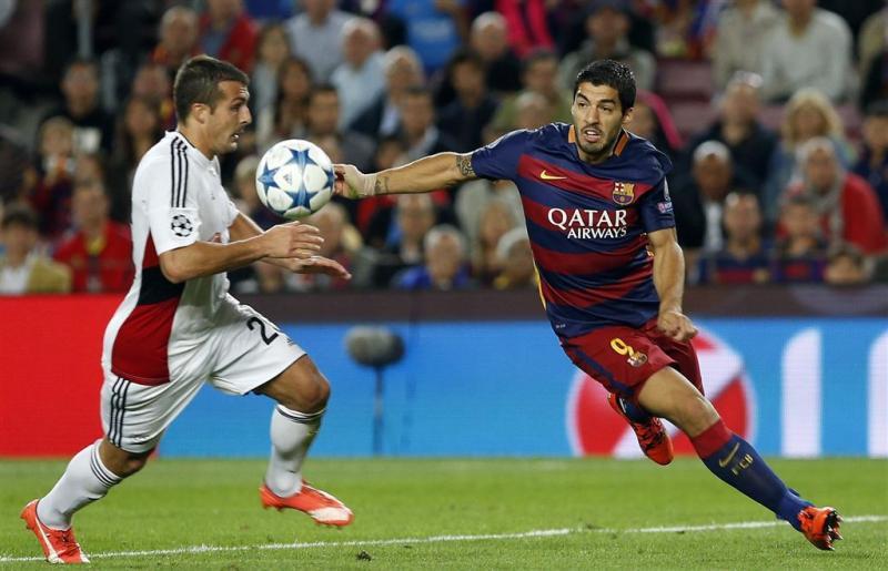 Barcelona slaat toe in slotfase