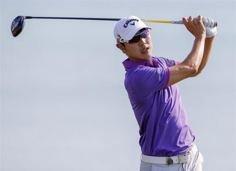 Golfer Bae meldt zich voor dienstplicht