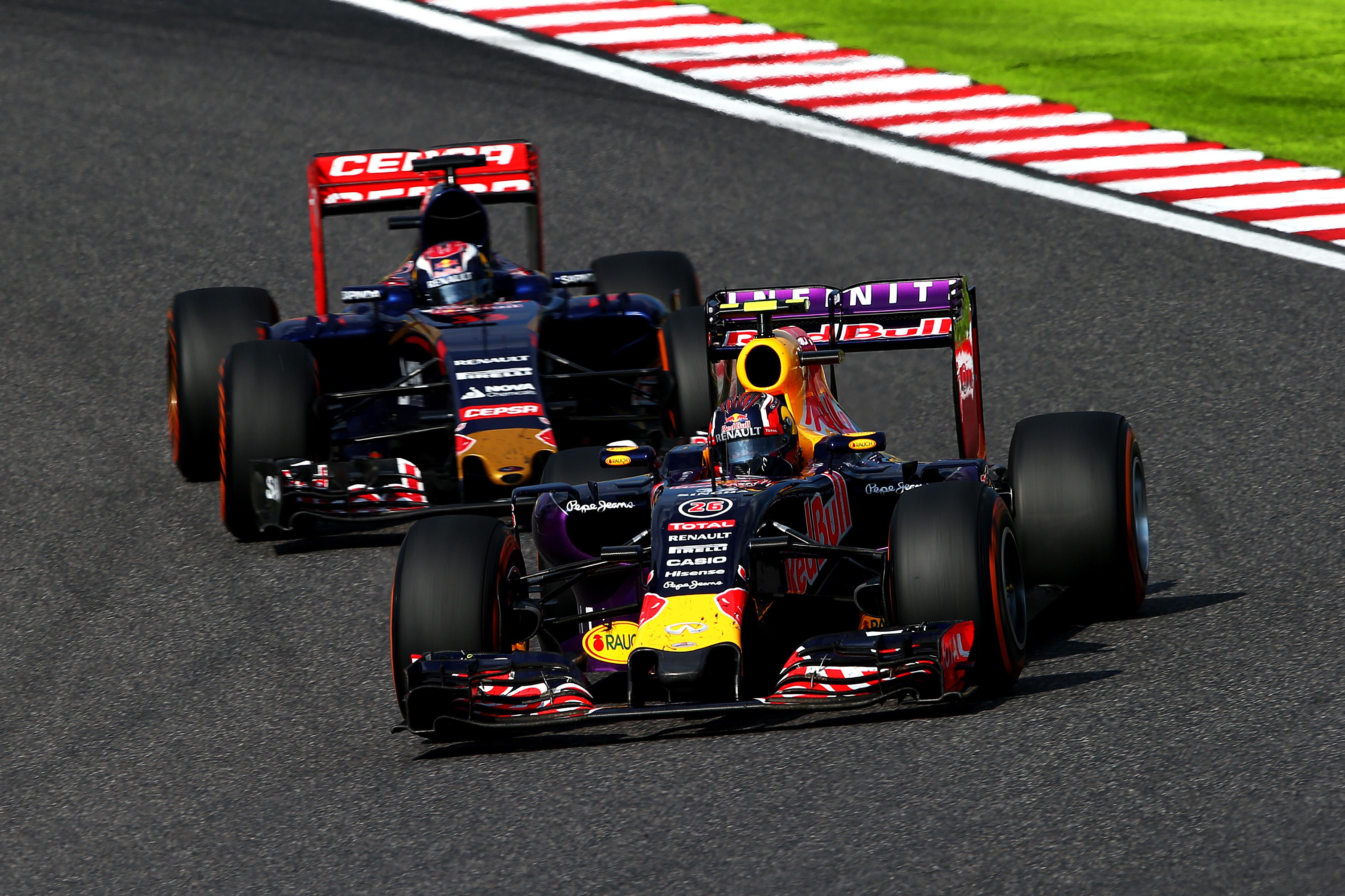 Pirelli overweegt vertrek bij wegvallen Red Bull (Foto: Red Bull)
