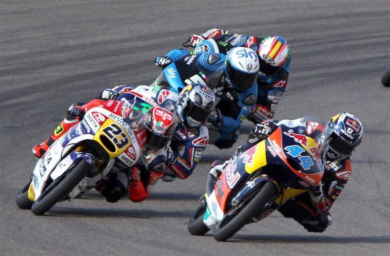 Bendsneyder stapt over naar Moto3