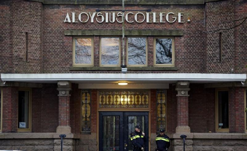 Aloysius College per 23 november dicht