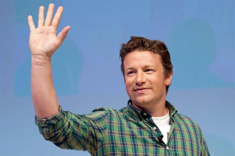 Jamie Oliver int deel van tipgeld personeel