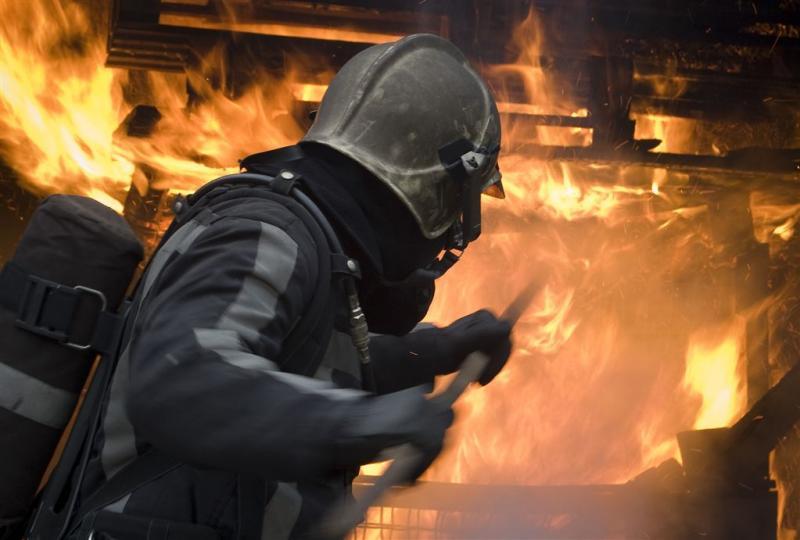 CBS: brandweer binnen 7,5 minuten ter plaatse