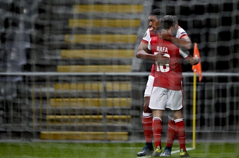 FC Groningen ongevaarlijk voor Braga