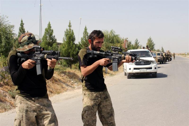 Afghanistan herovert Kunduz op Taliban