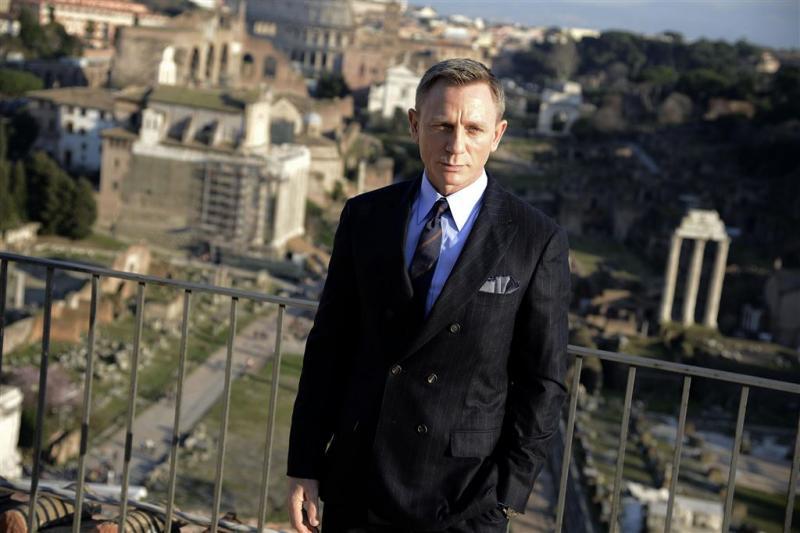 Daniel Craig gaat nog even door als 007