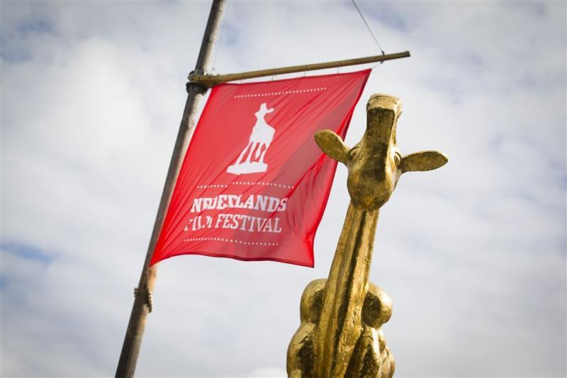 Filmfestival sluit af met Gouden Kalveren