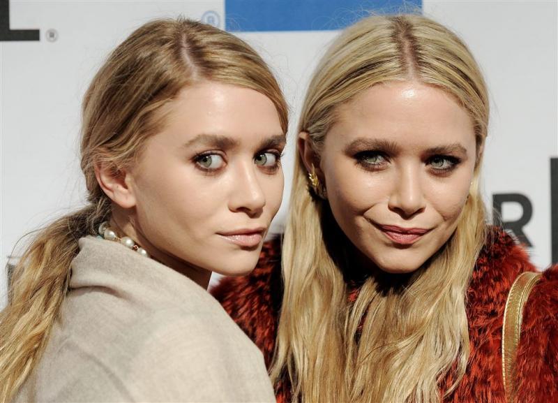 'Franse media-boycot voor Olsen-tweeling'