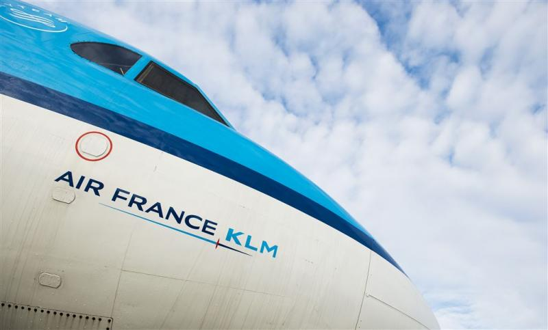 'Air France zet mes in vloot'