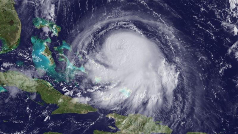Orkaan vormt geen bedreiging voor VS