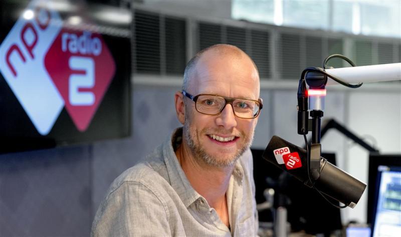 Nieuwe radioshow voor Sander de Heer