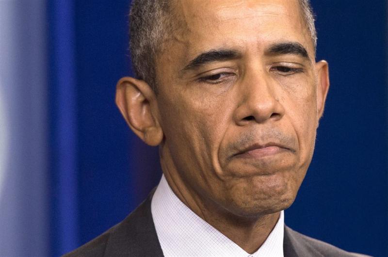 Obama pleit voor strengere wapenwet VS