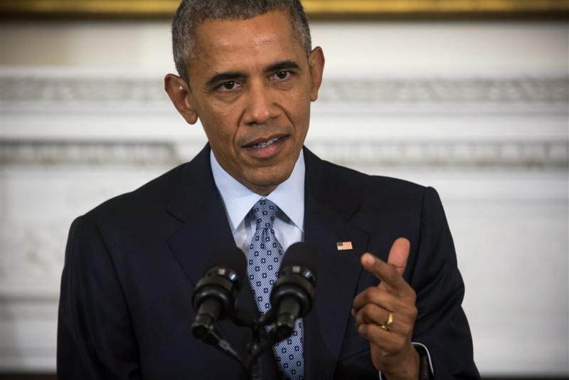 Obama bekritiseert steun aan Assad
