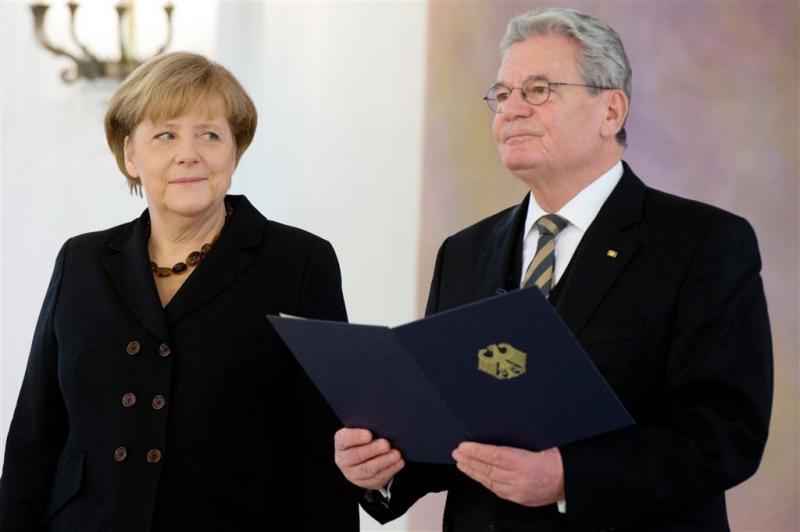 Duitsland viert 25 jaar eenheid