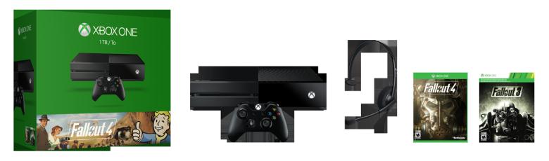 Xbox One Fallout bundel